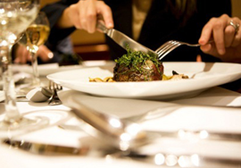 Solutions for managing the customer experience in restaurants